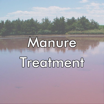 Industry - Manure Treatment